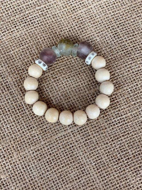 Stack Bracelet (Grey)