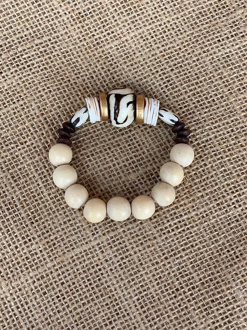 Stack Bracelet (Zebra)