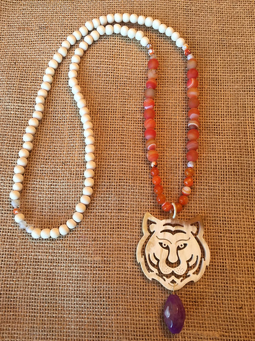 "Original ""Eye of the Tiger"" Necklace"