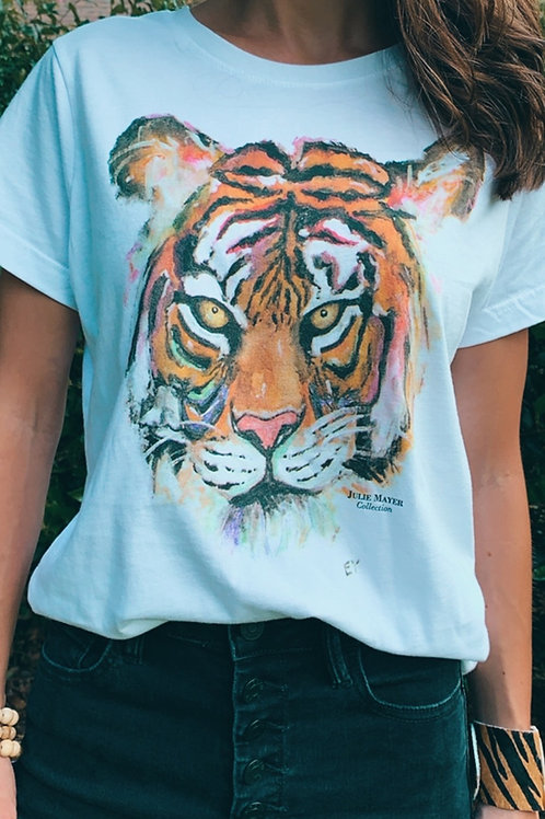 Color Me Clemson Tiger Tee