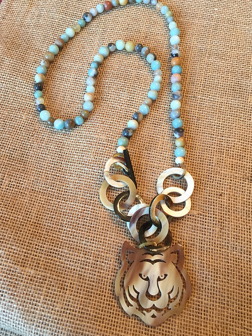 """The Rally """"Cat"""" Necklace"""