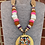 Thumbnail: Live in Color Tiger Pendant Necklace