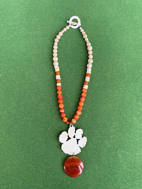 All In (PAW) Necklace