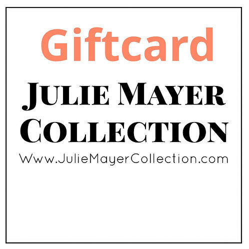 Julie Mayer Collection Giftcard