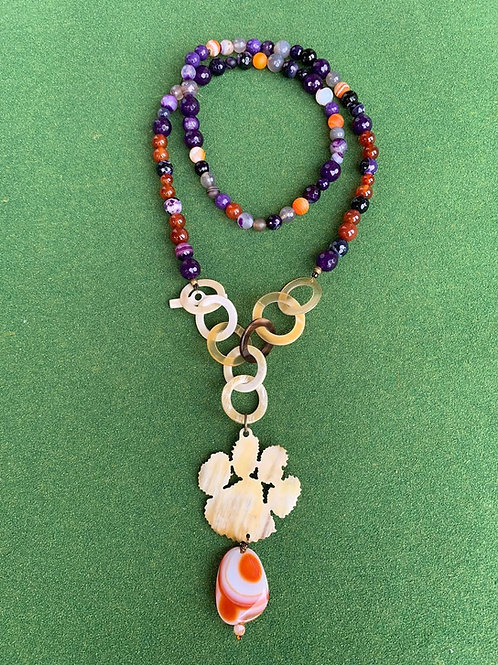 Death Valley (Paw) Necklace