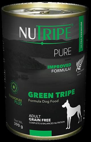 PURE GREEN TRIPE FORMULA DOG FOOD