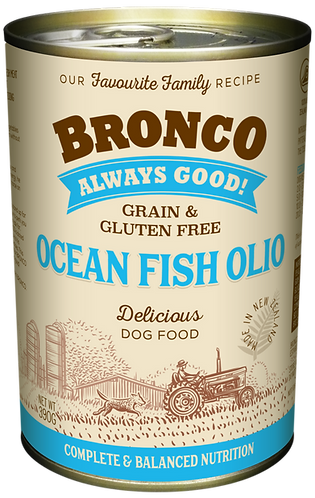 Ocean Fish Olio