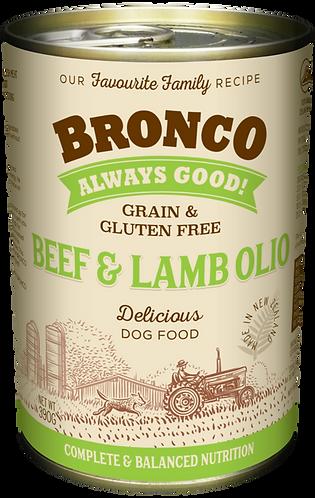 Beef & Lamb Olio