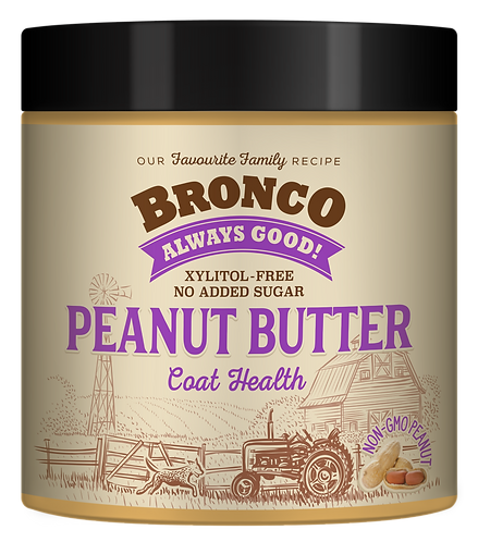 Peanut Butter Coat Health