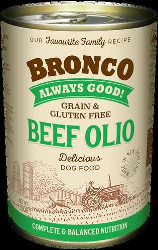 Beef Olio