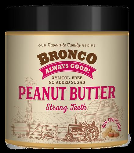 Peanut Butter Strong Teeth