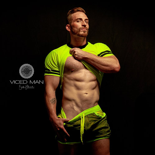 Viced MAN Crop-Top