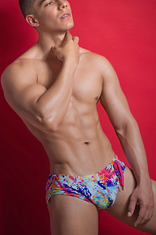 Splash swimwear