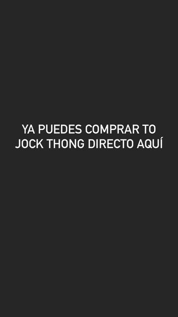 Jock Thong