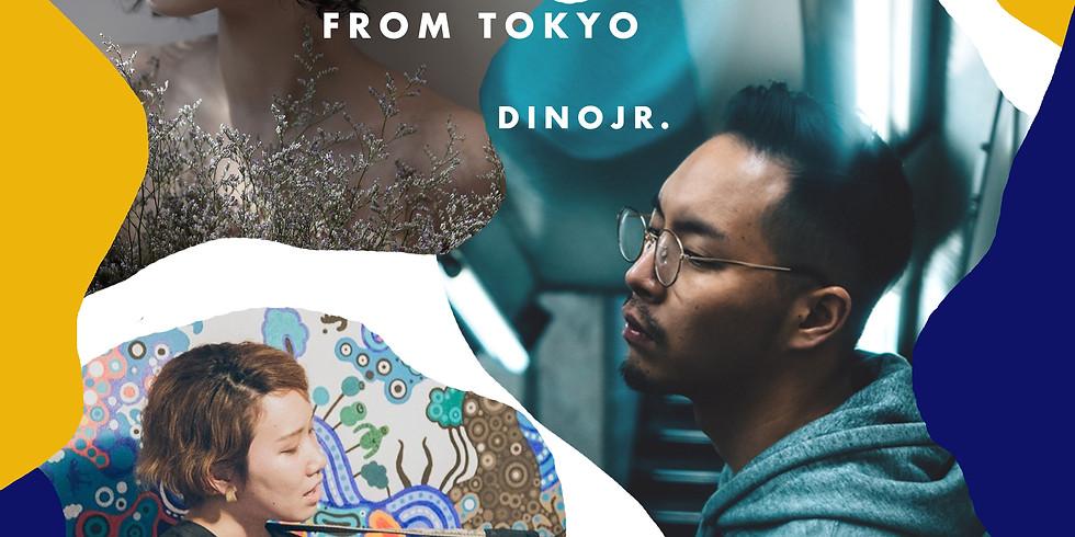 【予約受付終了】DinoJr. × 向原愛海 × Miyna Usui OSAKA REUNION TOUR DAY 1