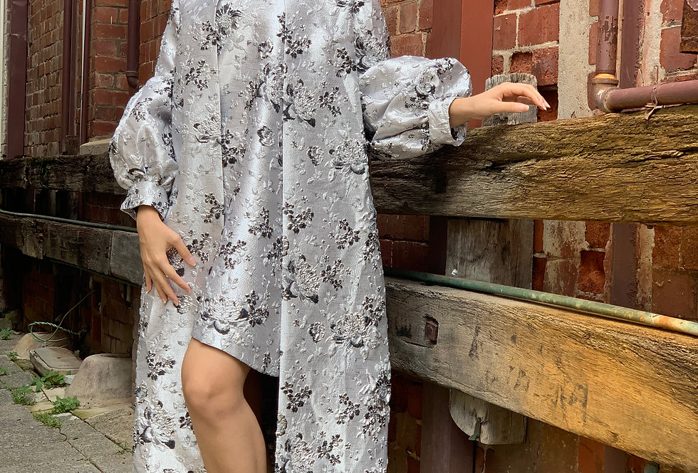 HAKEO robe gown