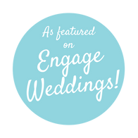 As featured on Engage Weddings[14822].pn