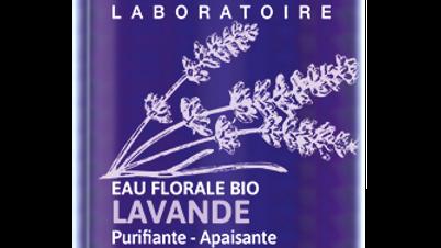 EAU FLORALE -Lavande - 200ml-ladrome laboratoire