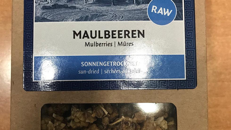 MURES SECHEES AU SOLEIL - 100gr FLORES FARM