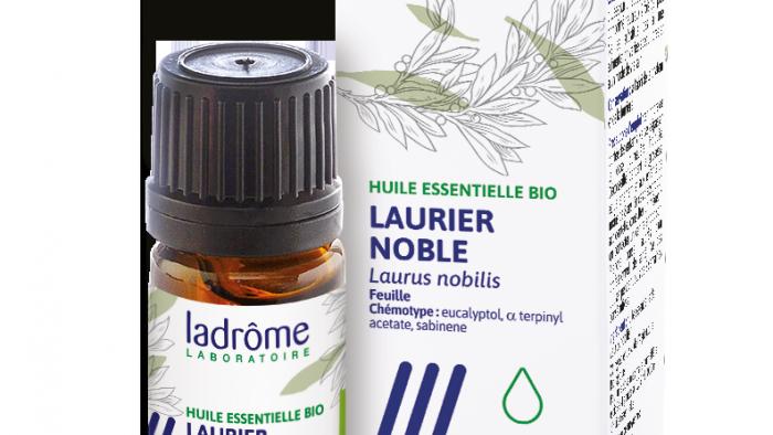 HUILE ESSENTIELLE -LAURIER NOBLE- 5ml-ladrome laboratoire