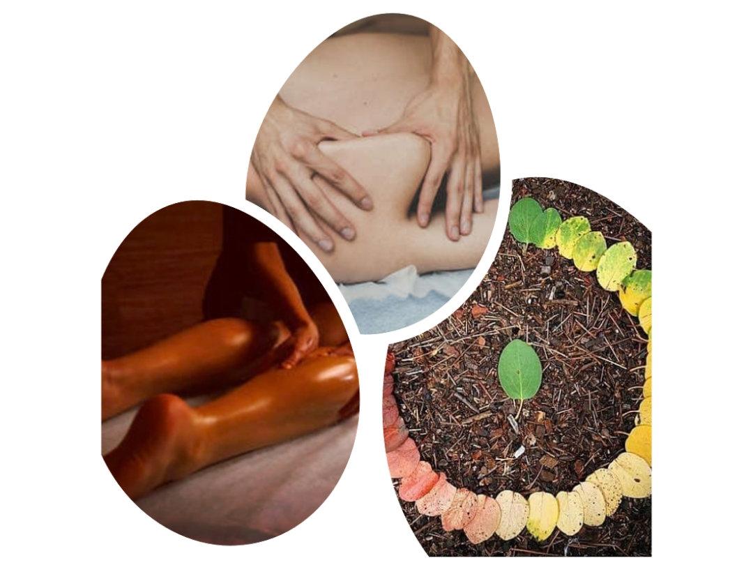 Massage Circulation Energie Bas du corps
