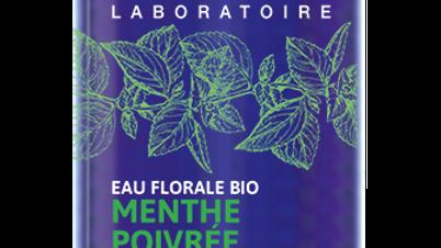 EAU FLORALE - Menthe Poivrée- 200ml-ladrome laboratoire
