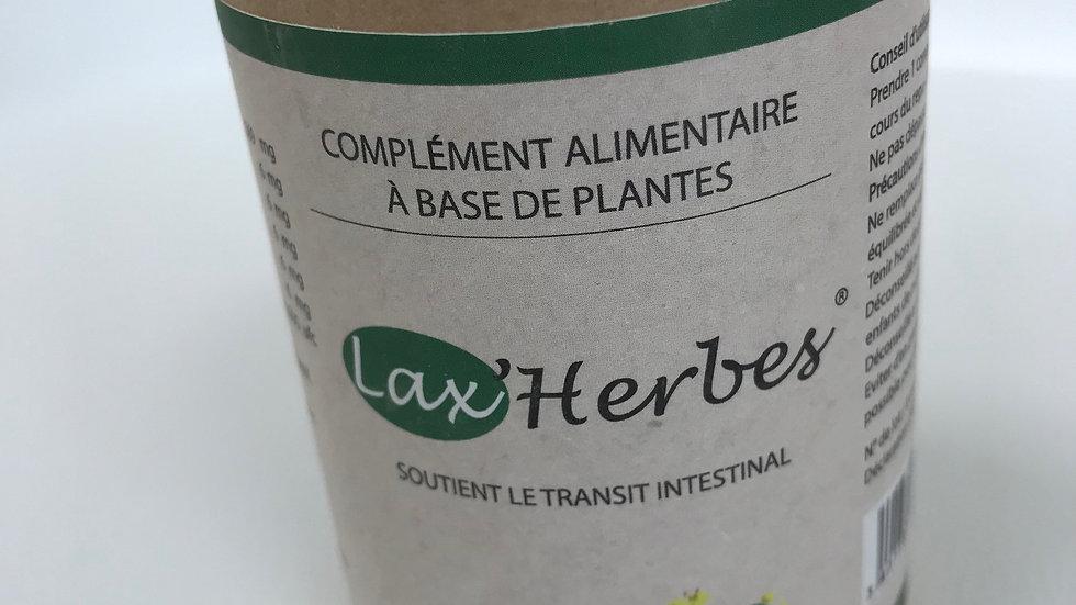 LAX'HERBS - NUTRIPLANT - 55 comprimés