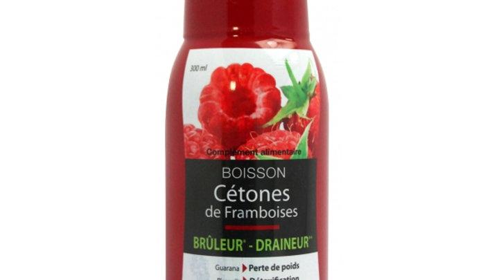 Cétones de framboise- 200 ml.