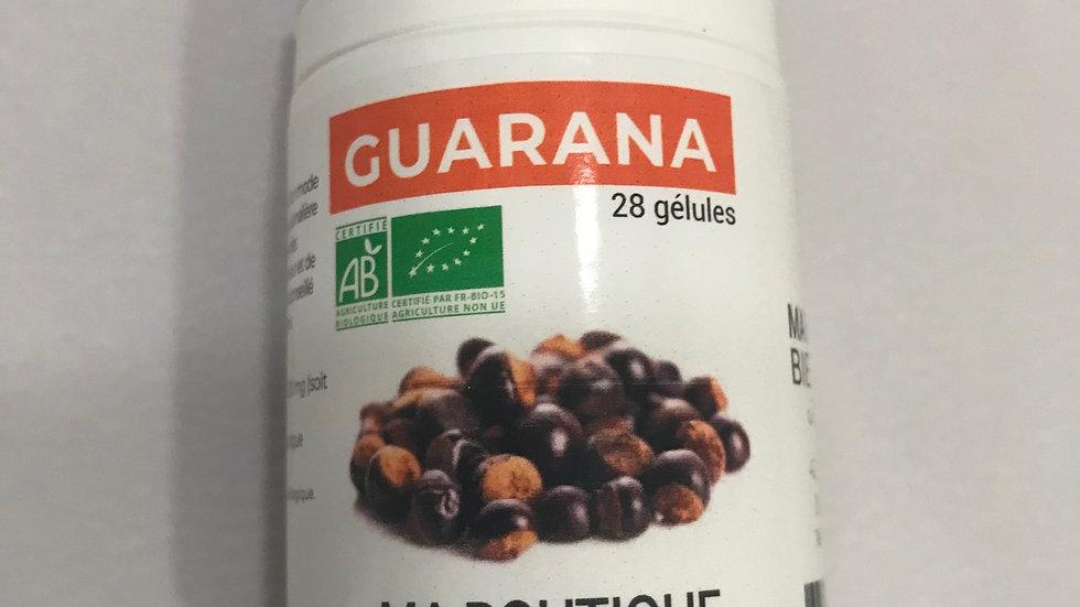 Guarana Gélules - ADP-Ma Boutique Bien Etre -28 gélules