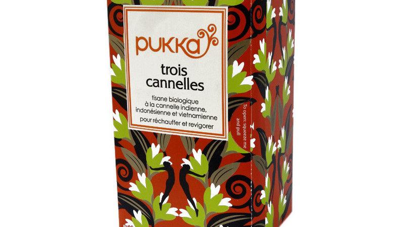 Tisane aux 3 Cannelles  Bio - Pukka -20 dosettes