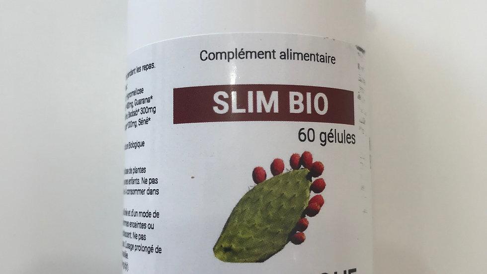 Slim Bio Opuntia 60 gélules
