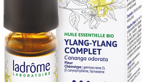 HUILE ESSENTIELLE YLANG YLANG 10 ml-ladrome laboratoire