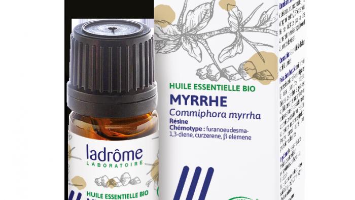 HUILE ESSENTIELLE -MYRRHE-  10ml-ladrome laboratoir