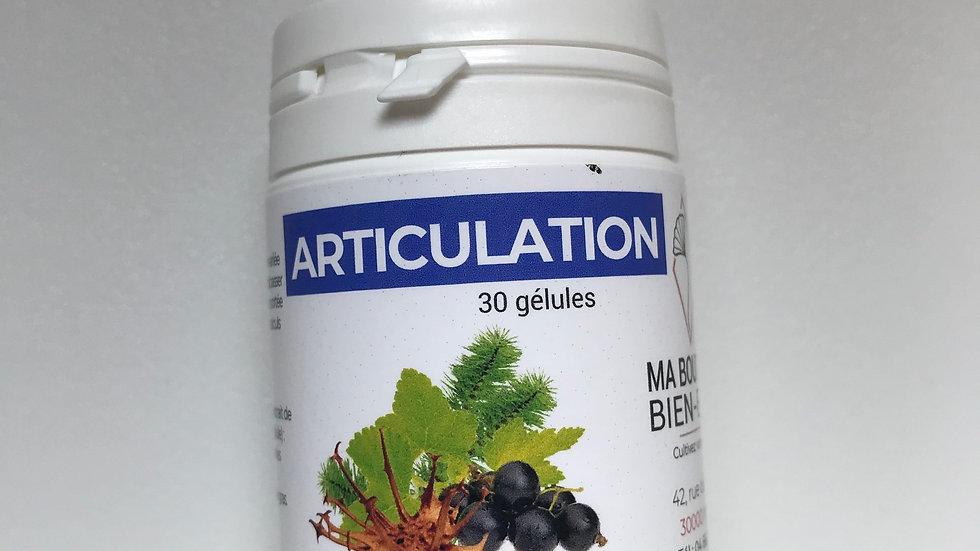 Complexe Articulations- 30 gélules- ADP-Ma Boutique Bien Etre