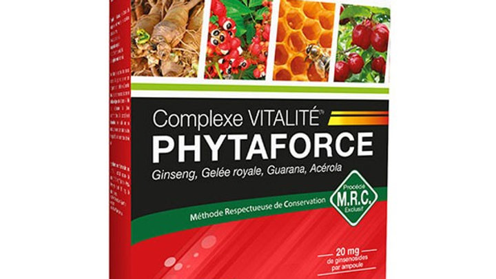Phytaforce AB -20 ampoules-10 ml. BIOTECHNIE-