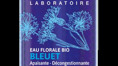 EAU FLORALE - Bleuet des Champs - 200ml-ladrome laboratoire
