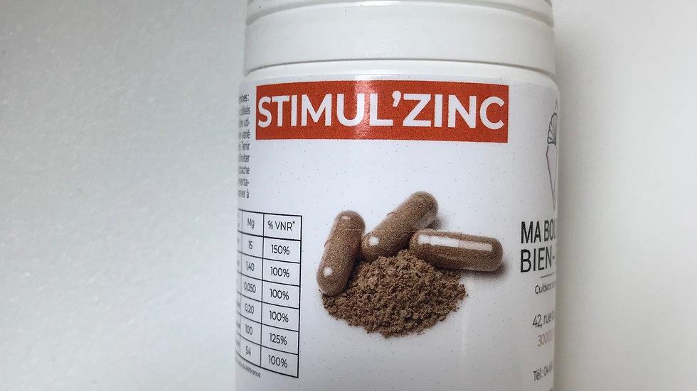 Stimul' Zinc - ADP-Ma Boutique Bien Etre -30 gélules