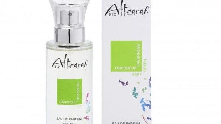 Parfum de soin Bio - Vert Clair - Altéarah