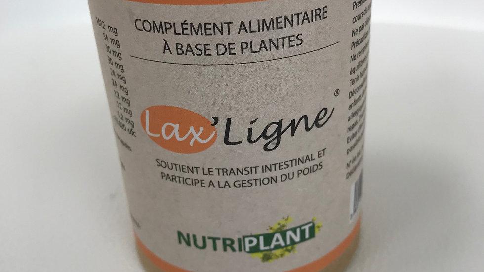 LAX'LIGNES -NUTRIPLANT-55 comprimés