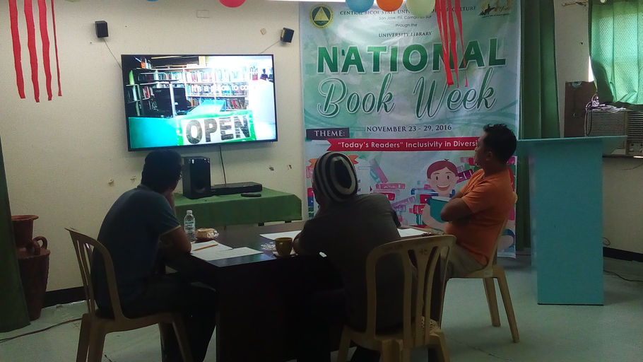 CENTRAL BICOL STATE UNIVERSITY OF AGRICULTURE MAIN LIBRARY | Wix com