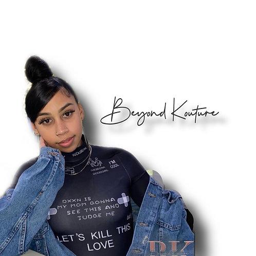 Kill Love Bodysuit
