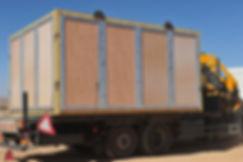 Transportation of Dynacell