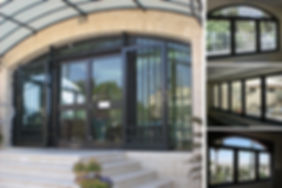 Dynashield Blast Resistant Window Systems