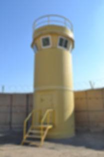 7m Blast Resistant Dynatower