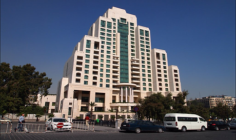 Installation of Dynashield at Four Seasons Hotel