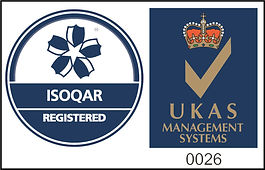 ISOQAR Resistered, UKAS Management Systems