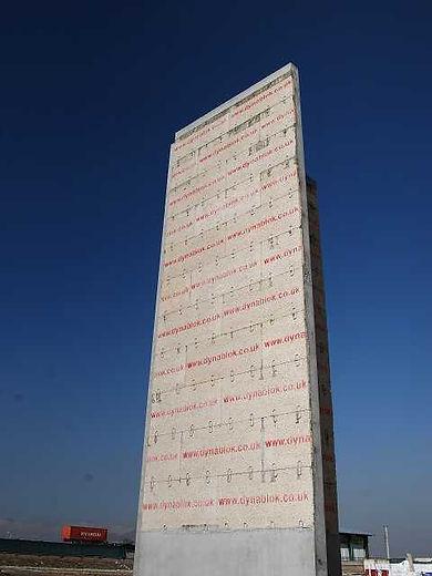 Dynablok Wall