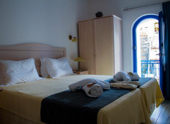 Άσπρο δωμάτιο