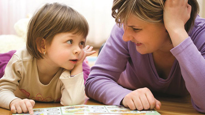Communication and the EYFS