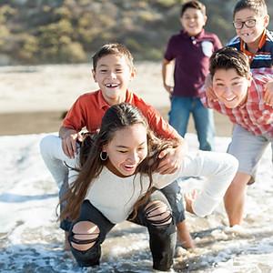 THE OTSUKI FAMILY